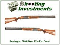 Remington 3200 Skeet 27.5in barrels Exc Cond!
