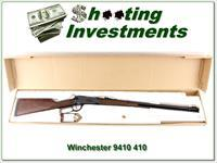 Winchester 9410 410 bore unfired in box