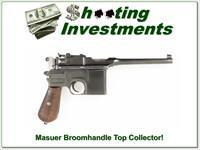 Mauser Broom handle 30 Mauser TOP Collector!