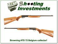 Browning 22 Auto Belgium Honey Blond as new!