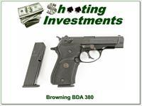 Browning FN BDA 380 2 magazines made in Italy