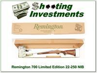 Remington Model 700 CDL SF Limited Edition 22-250