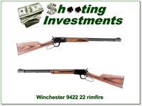 Winchester 9422 Laiminated New Haven 20in 22 rimfire