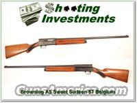 Browning A5 Sweet Sixteen 57 Belgium Exc Cond!