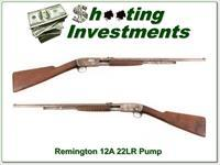 Remington 12A Pump 22 rifle made in 1913
