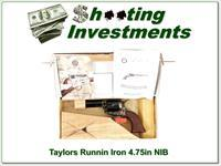 Taylor's & Co Uberti Runnin' Iron 45 LC 4.75in