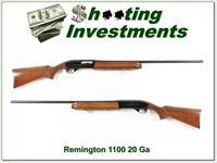 Remington 1100 20 Ga 28in Mod!