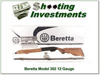 Beretta Model A302 12 Gauge 30in nice!