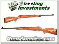 Colt Sauer Grand African 458 Win Mag as new!