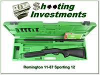 Remington Model 11-87 Sporting Clays 28in 12 Ga in case