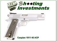 Caspian 1911 in 38 Super Exc Cond!