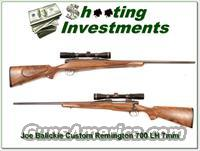 Joe Balickie custom Left Handed Remington 700 7mm