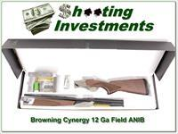 Browning Cynergy 12 Ga Field ANIB
