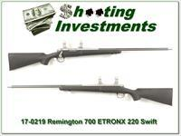 Remington 700 Etronx 22 Swift Exc Cond!
