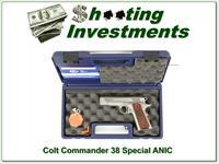 Colt Lightweight Commander XSE .38 Super ANIC