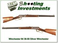Winchester 94 Oliver Winchester in 38-55