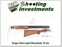 Ruger Red Label Woodside 28in RARE in box!