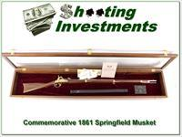 Springfield 1861 Civil War Commemorative Musket #7 of 125