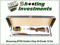 Browning BT-99 Golden Clay 43in Trap 12 Gauge