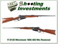 Winchester 1895 405 WCF made in 1903 Turnbull restored!