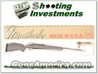 Weatherby Mark V Ultra Lightweight 240 Wthy Mag in Box!