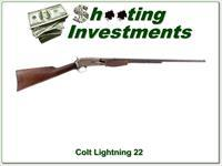 Colt Lightning magazine rifle made in 1899
