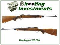 Remington 700 BDL first year 1962 308 short action Carbine!