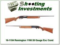 Remington 1100 20 Gauge 26in IC nice!
