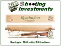 Remington Model 700 CDL SF Limited Edition 6mm Rem