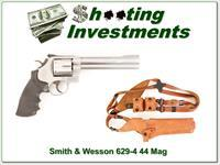 Smith & Wesson Model 629-4 44 Magnum 6.5in Stainless