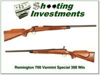 Remington 700 BDL Varmint Special 308 Win