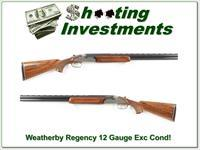 Weatherby Regency 12 Ga 26in Beautiful wood!