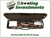 Beretta A-400 A400 XPLOR hard to find 28 Gauge 28in NIC!