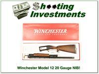 Winchester Model 12 Limited Edition 20 Gauge NIB!