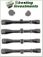 Leupold Vari-X II 3-9 X 40 matt as new with covers