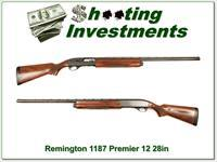 Remington 11-87 Premier 12 gauge 28in Ported barrel