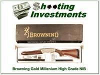Browning Gold 12 Gauge Millennium Belgium made!