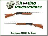 Remington 1100 Skeet 20 Gauge 26in Exc Cond!