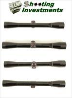 "Redfield ¾"" 4X rimfire Rifle Scope Exc Cond"