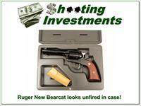 Ruger Bearcat 22 Blued looks new!