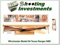 Winchester Model 94 30-30 Texas Ranger NIB XX Wood!