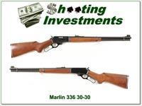 Marlin 336 New Haven Micro Groove 30-30 Exc Cond