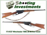 Winchester 1895 Takedown 30-06 made in 1915