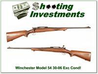 Winchester Model 54 30-06 1936 manufacture