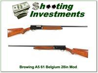 Browning A5 Light 12 61 Belgium!
