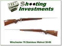 Winchester 70 Classic Stainless Walnut 30-06 made in 1986!