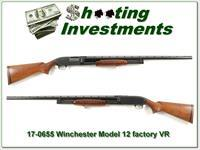 Winchester Model 12 3in1957 with factory Trap Rib