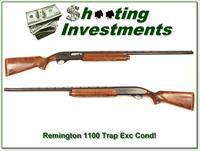 Vintage Remington 1100 Trap near new XX Wood!