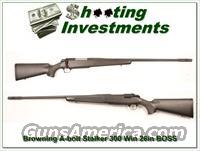 Browning A-bolt Stalker 300 Win Mag Boss near new!