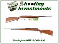 Remington 592M 5mm Remington Magnum!